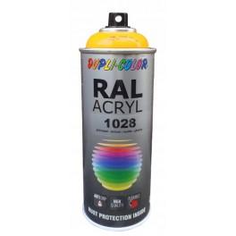 Lakier akrylowy połyskowy RAL 1028