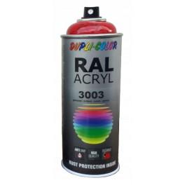 Lakier akrylowy połyskowy RAL 3003
